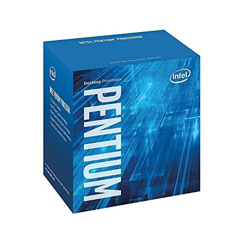 Procesador Intel Pentium G Series de 3,50 GHz de doble núcleo LGA 1151 (BX80677G4560)