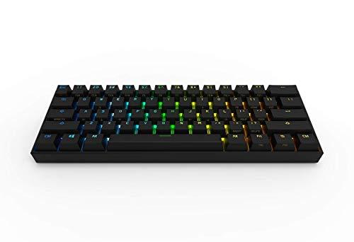 Los 5 mejores teclados compactos al 60%