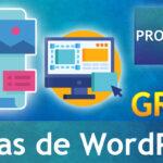 8 + 1 temas de WordPress rápidos y gratis que no debe perderse
