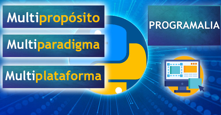 Características de Python programalia.net
