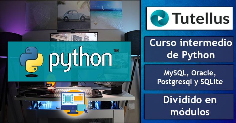 mejores cursos para aprender python gratis