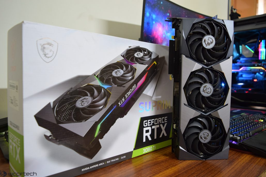 Review tarjeta gráfica MSI GeForce RTX 3070 Ti SUPRIM X 8 GB