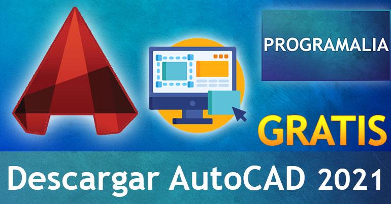 Descargar AutoCAD 2021