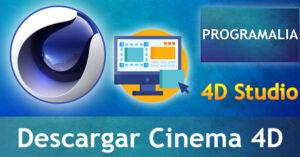 Descargar-Cinema-4D-para-PC-en-Español---Última-Versión