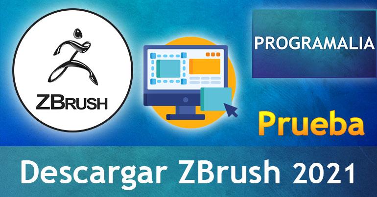 Descargar-ZBrush-Software-de-modelado-3d-gratis-version-de-prueba