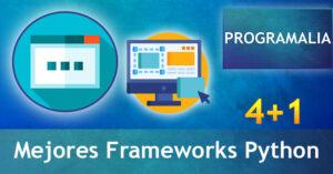 Mejores frameworks para Python