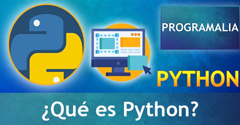Qué es Python