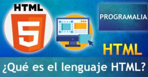 Qué-es-el-lenguaje-HTML-Programalia.net