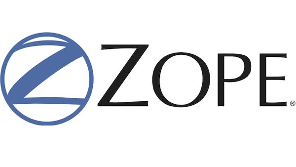 zope frameworks para python
